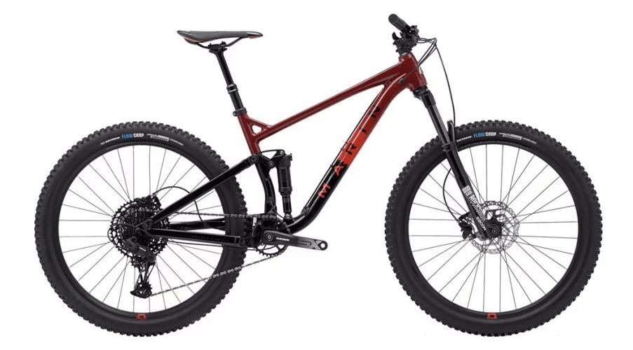 best budget full suspension bike