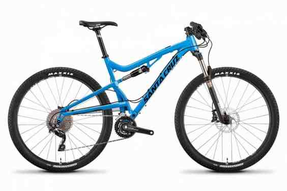 santa cruz superlight d