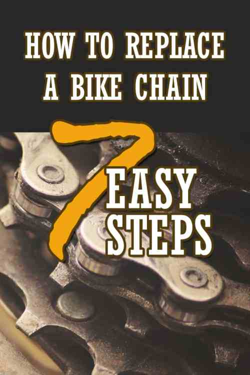 How to Replace a Bike Chain - 7 Easy Steps
