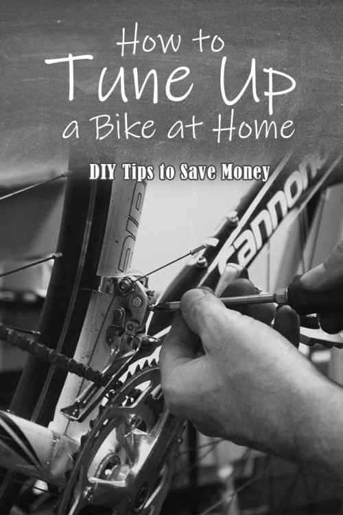 How to Tune Up a Bike at Home