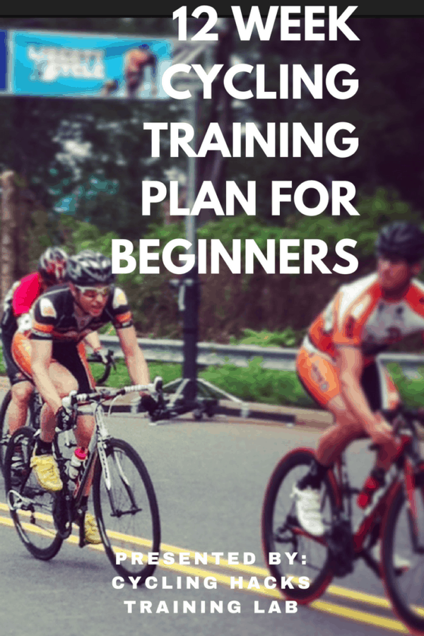 12 Week Cycling Training Plan for Beginners