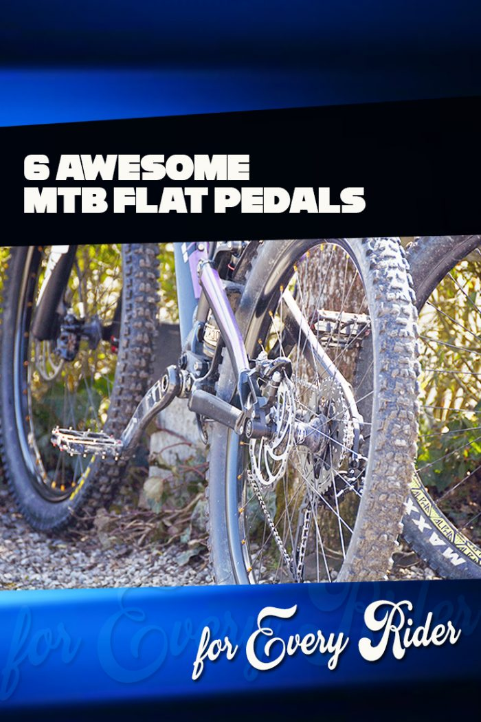 best mtb flat pedals