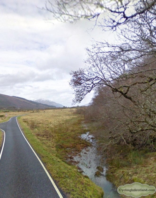 Route 78 Fort William Inverness Loch Ness 3