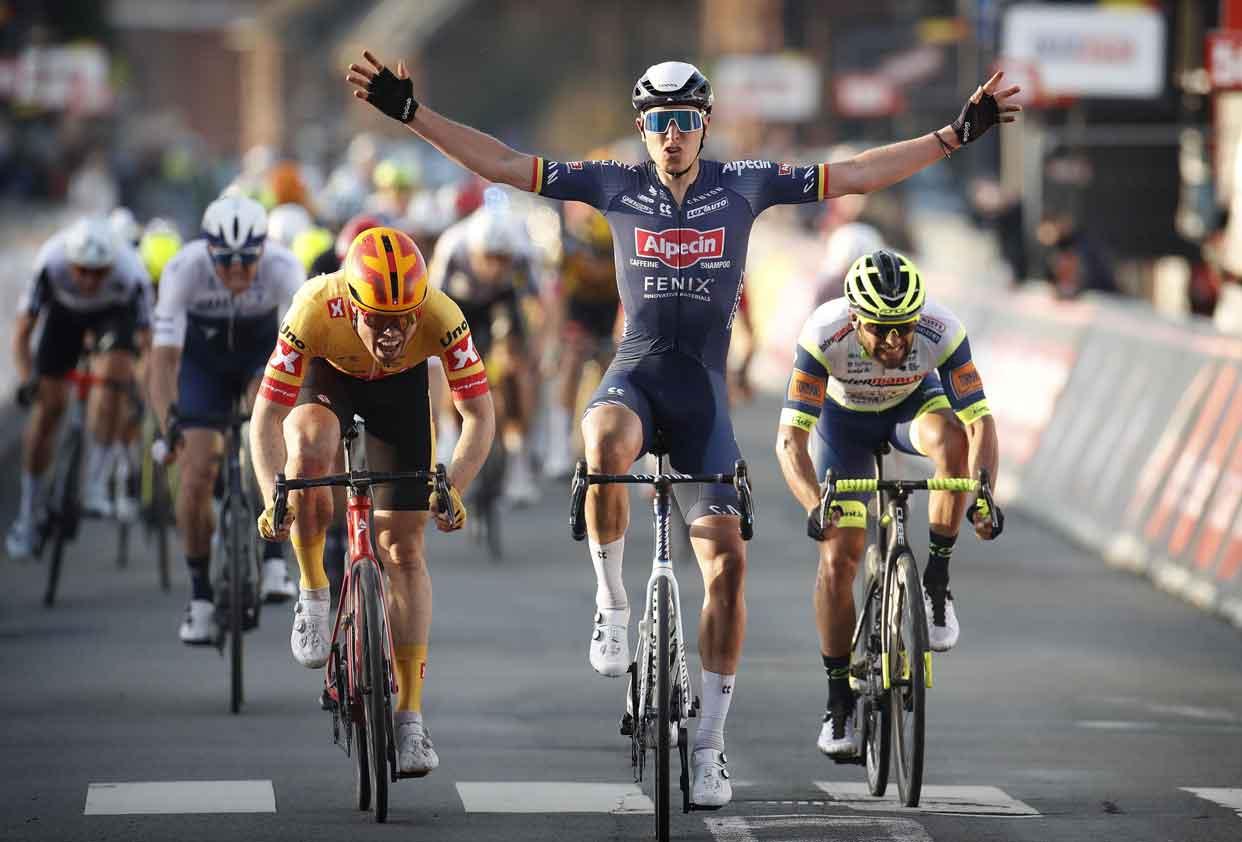 http www cyclingmagazine de 2021 03 02 tim merlier gewinnt 53 le samyn