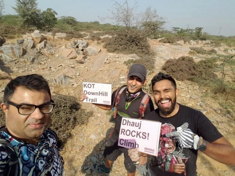Aravalli Trailhunters