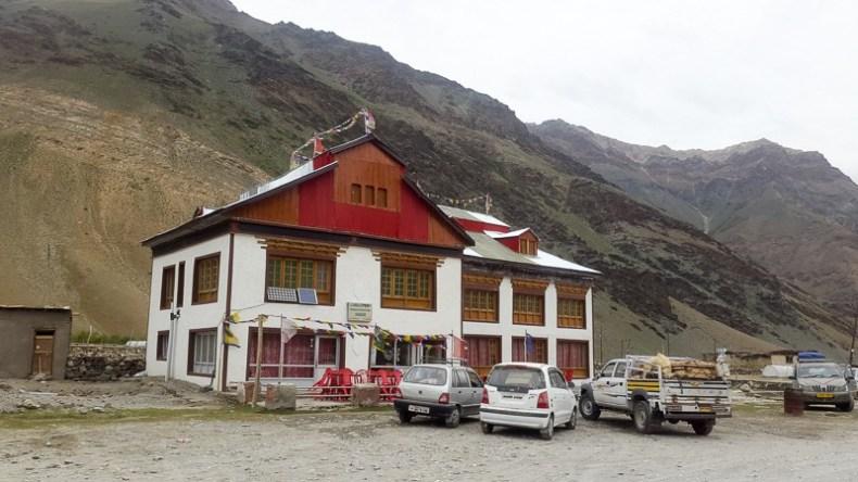 La Himalaya Hotel, Rangdum