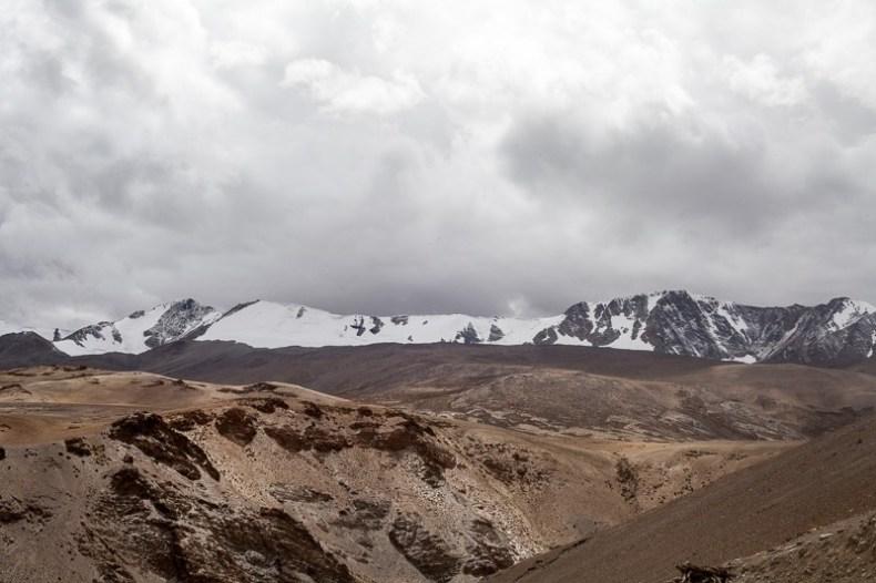 Karzok Village view