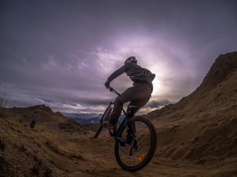 Mountain Biking in Ladakh