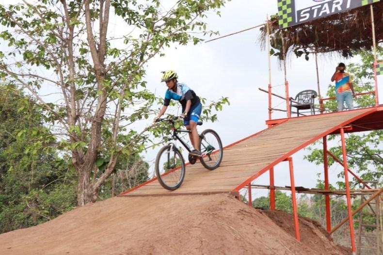 Sayali Milind Maharao at GHV Endeavor Trail