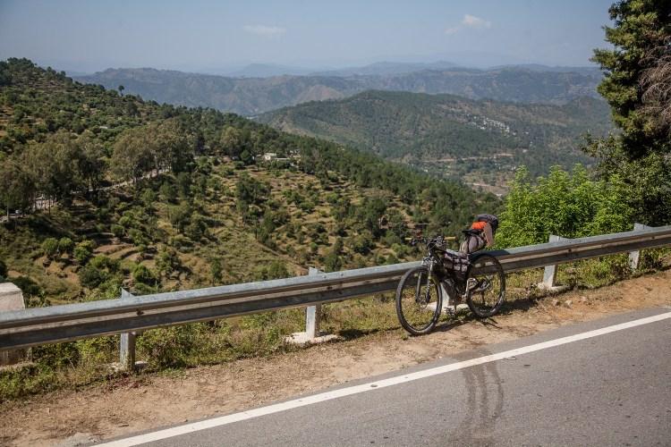 Cycling in Kumaon