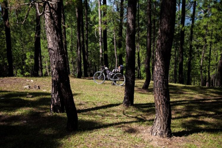 Cycling in Uttarakhand