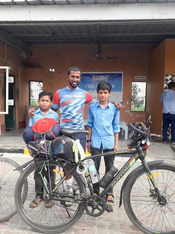Cycling from Jammu to Kanyakumari