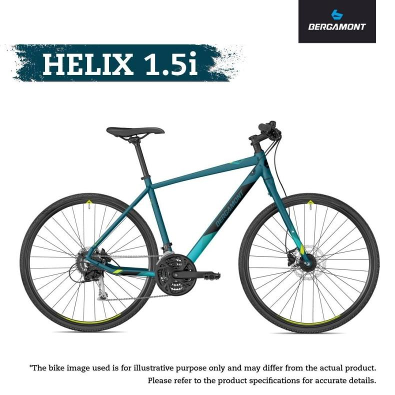 Bergamont Helix 1.5i India Launch