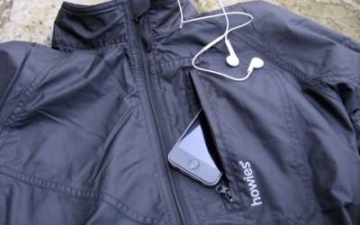 Review – howies Brenin Windstopper Jacket