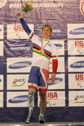 UCI Para-Cycling Track World Championships Los Angeles, USA