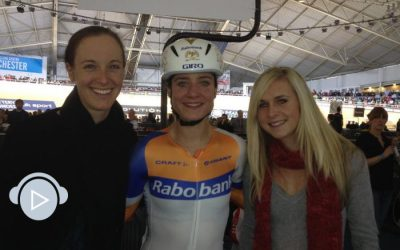 Marianne Vos talks to Cycling Shorts