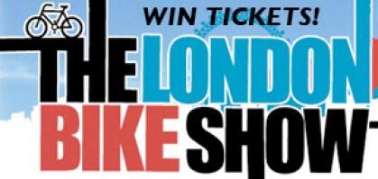 Jaguar Sportbrake - London Bike ShowTickets Competition - Closing date: 10/01/2013