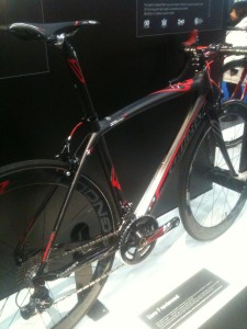 Stealthy looking Wilier