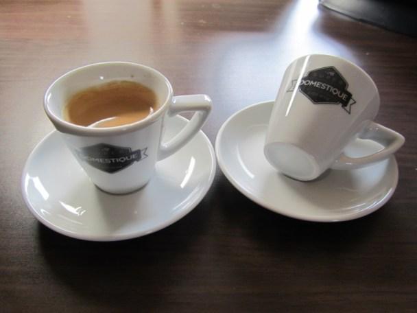 SuperDomestique Espresso Cup Set ©Nichiless Dey