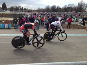 Forstemann v Mitchell - Good Friday Meet @ Hearne Hill Velodrome