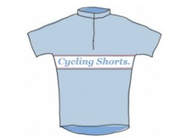 Cycling Shorts TdF Mini League Competition
