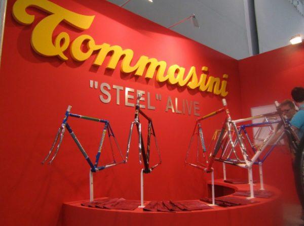 EuroBike2013 - The Italian Pavilion - Tommasini Stand - ©NickDey/CyclingShorts.cc