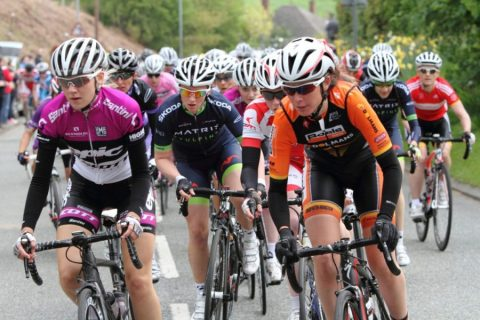 Women's Road Series | Cheshire Classic ©CyclingShorts / www.chrismaher.co.uk