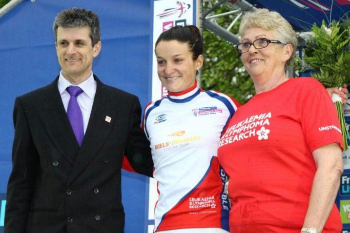 Lizzie Armitstead (Best British Rider)