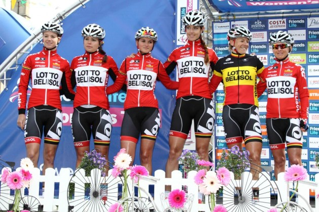 Friends Life Women's Tour 2014 | Stage One