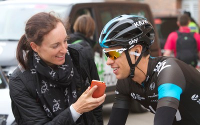 Interview – Richie Porte start of Stage 2 – Tour de France 2014