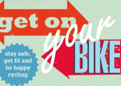 Get On Your Bike – Book Review