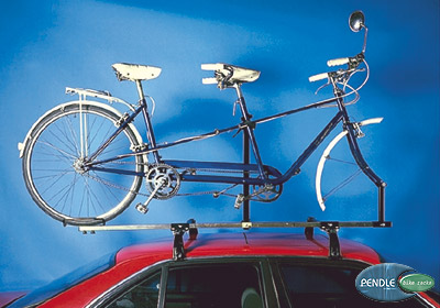 Pendle Tandem Carrier Roof Rack Reviewed