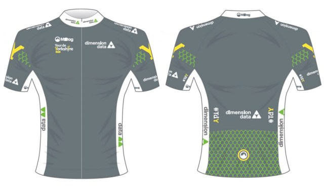 The Dimensions Data Digital Jersey