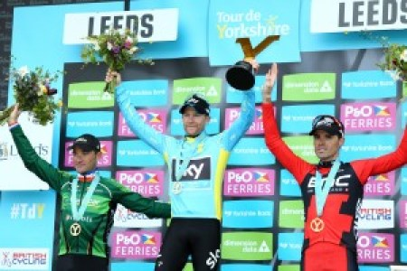 Tour De Yorkshire 2015   Wakefield to Leeds - Stage 3