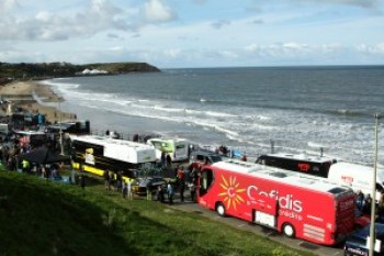 Tour De Yorkshire 2015 | Scarborough to Bridlington - Stage 1- ©CyclingShorts.cc / www.chrismaher.co.uk