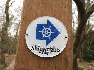 Holly Seear – Favourite Ride – The Shipwrights Way