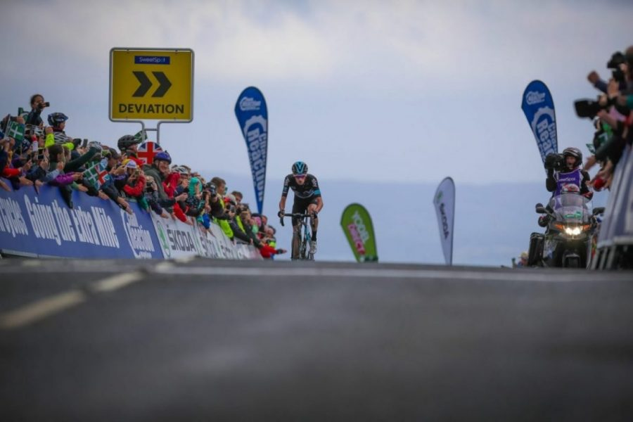 Stage 6 of Tour of Britain 2016 - Image @Theo Southee photography