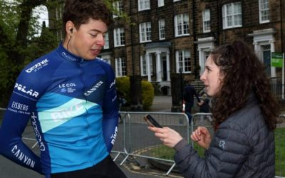 Interview – Harry Tanfield of Team Bike Channel Canyon – TdY2017 Stage2
