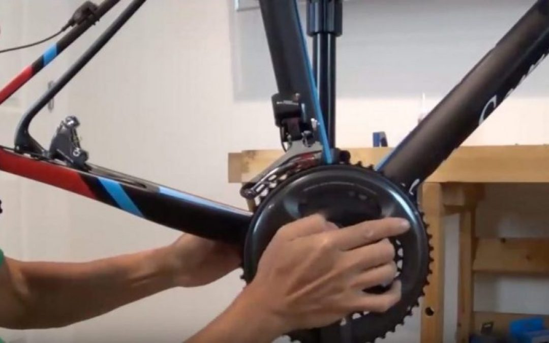 Quick Road Bike Build Guide – Part 5 – Drivetrain & Pedals