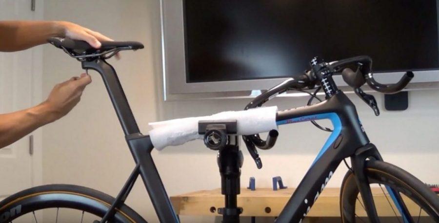 Quick Road Bike Build Guide – Part 6 – Saddle & Finished Bike