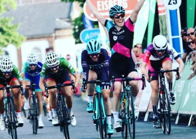 Interview – Anna Henderson of Team OnForm – Stevenage – Tour Series