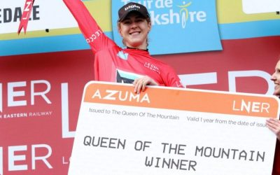 Interview – Lizzy Banks – Stage 1 – Women's Tour De Yorkshire 2019