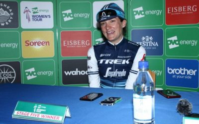 Interview – Lizzie Deignan – Stage 5 Winner & Green Jersey Holder OVO Women's Tour 2019