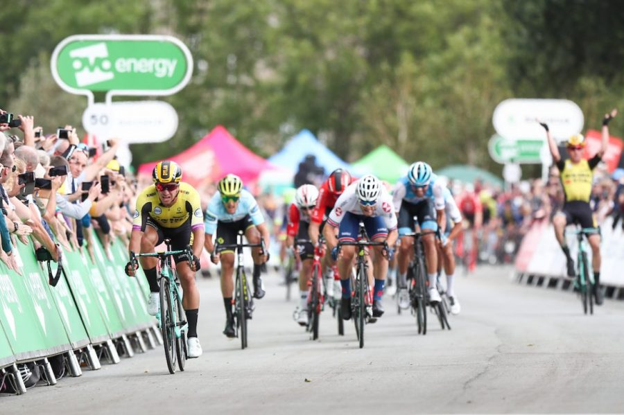 OVO Energy Tour of Britain 2019 - Stage 5: Birkenhead Park to Birkenhead Park, England