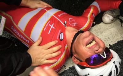 Mads Pedersen takes the win – Men's Elite Road Race Championships
