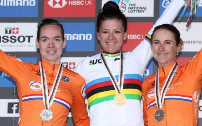 Dygert Reigns Supreme in the Elite Women's Individual Time Trial