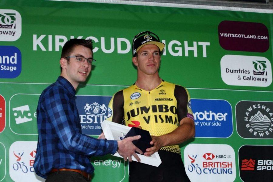 OVO Energy Tour of Britain 2019 | Stage 1 Glasgow to kirkcudbrig