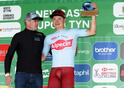 Interview – Harry Tanfield – Stage 3 Tour Of Britain 2019