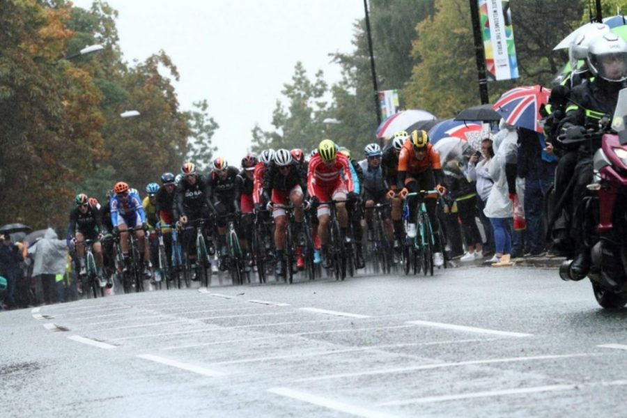 Elite Men's Road Race | Yorkshire 2019