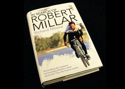 Book Review: In search of Robert Millar by Richard Moore